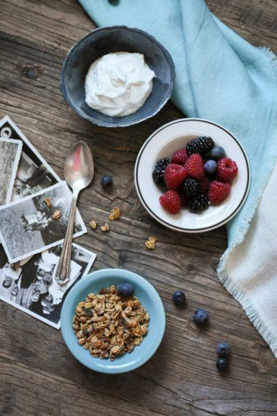 yogur en la dieta mediterránea